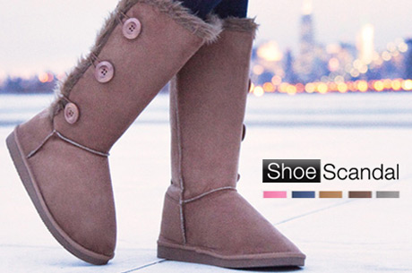 Eversave: $22 for Austalian-style boots from Shoe Scandal