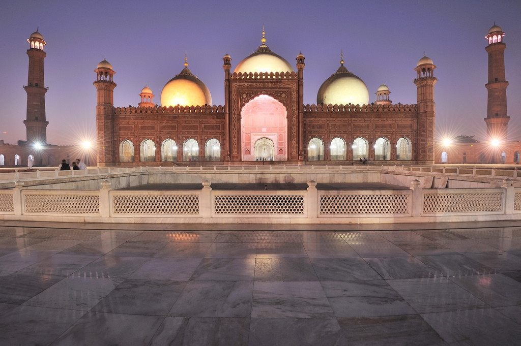 Badshahi Mosque Pictures - Pakistan in Photos