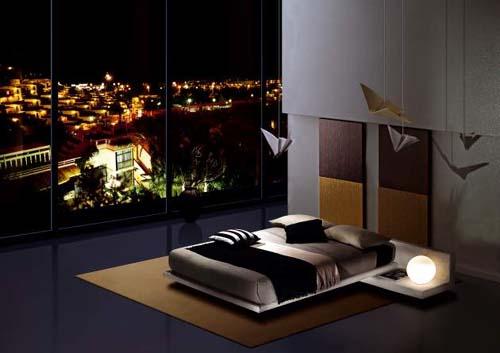 diseo de camas de estilo minimalista para una habitacin sencilla se trata de un diseo de mobiliario para la decoracin sencilla de una habitacin