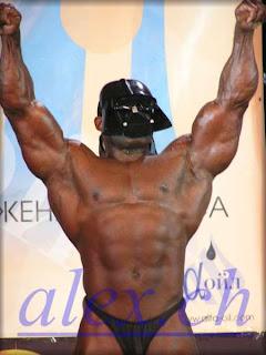 Sunderland bodybuilding photo