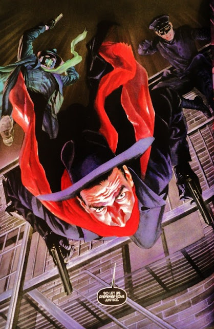 Masks # 1 - Chris Roberson Alex Ross