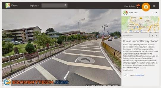 Keburukan Google Street View