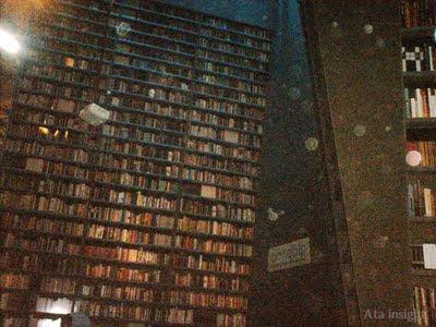 biblioteca gigante Tecnópolis