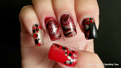 Glittery Fingers Amp Sparkling Toes My Tampa Bay Buccaneers