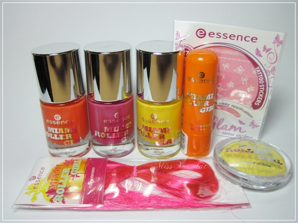 essence Miami Roller Girl Trend Edition