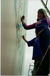 Mural Helpers