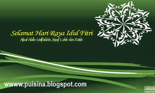 Kumpulan Puisi Romantis Selamat Idul Fitri