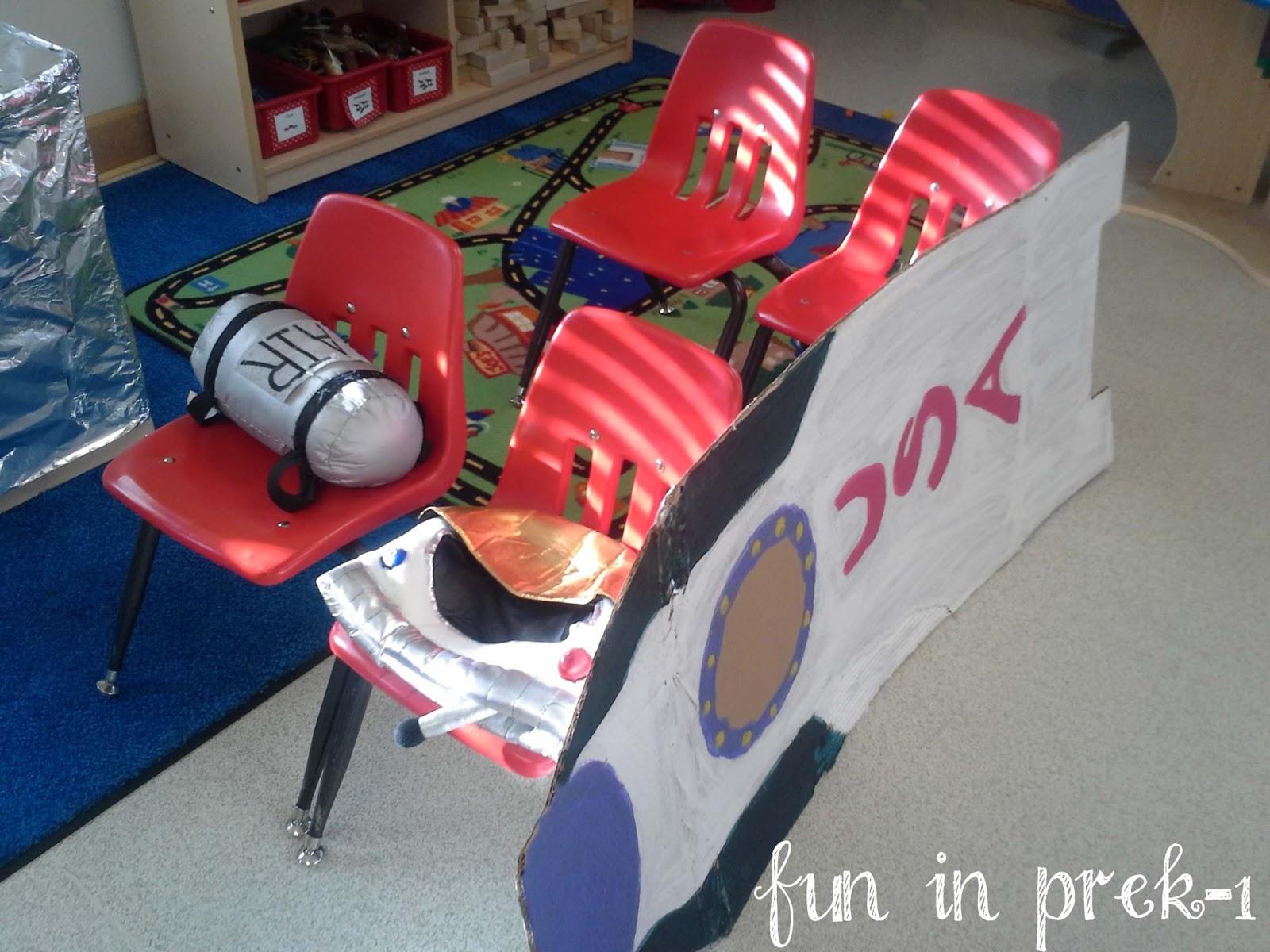 astronaut activities for pre k - photo #28