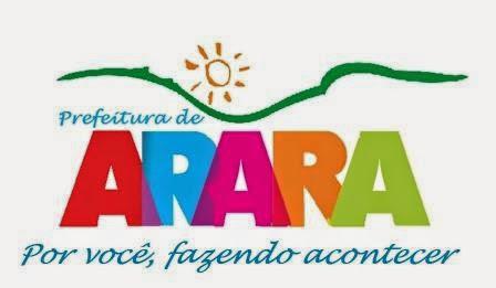 PREFEITURA MUNICIPAL DE ARARA
