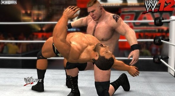 Pc Software Free Download Full Version 2013: WWE 2012 PC full Version Free Download Wrestling Game