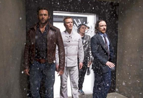 x-men:days of future past