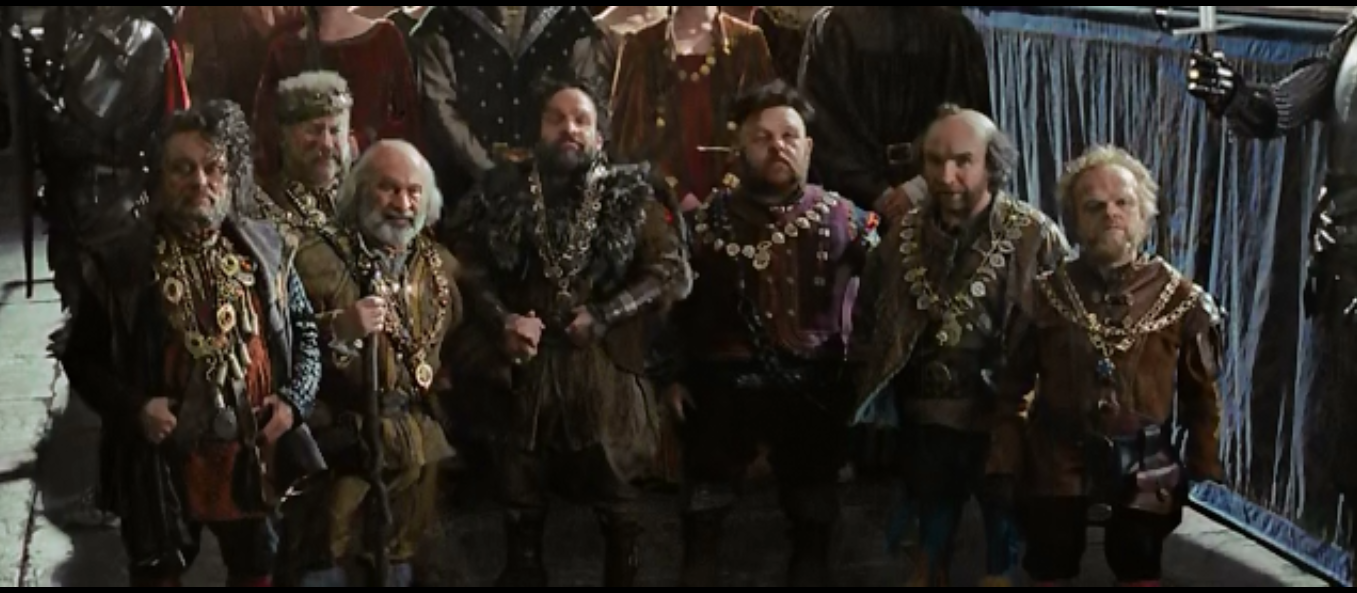 seven dwarfs names in snow white and the huntsman