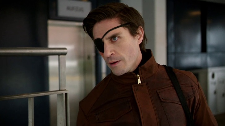 Interview with Michael Rowe, Arrow's Deadshot