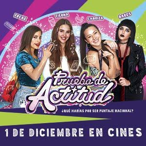 1 de diciembre en cines