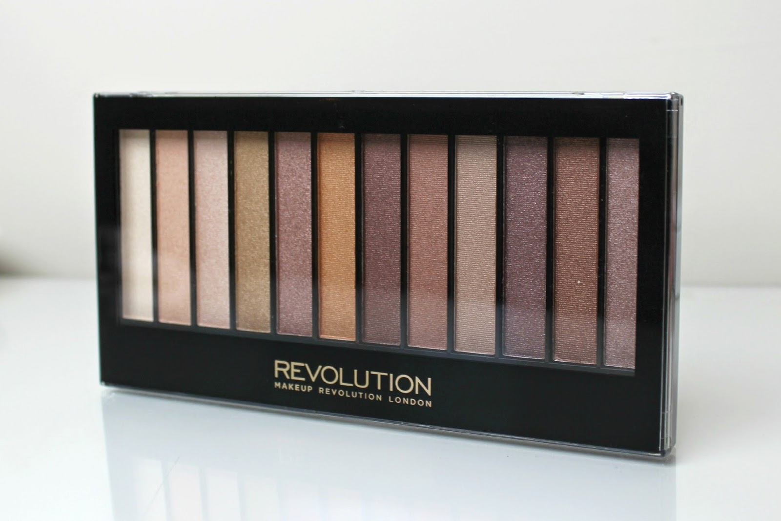 A picture of Makeup Revolution Redemption Palette