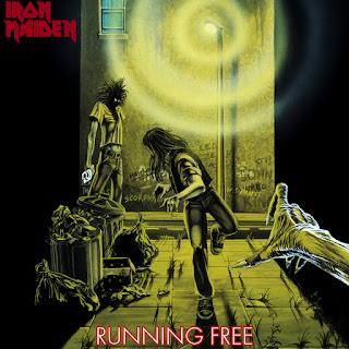 Running Free Iron Maiden