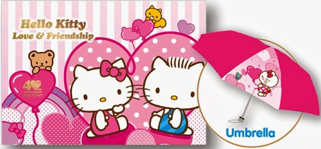 hello kitty love friendship mystamp folder set review