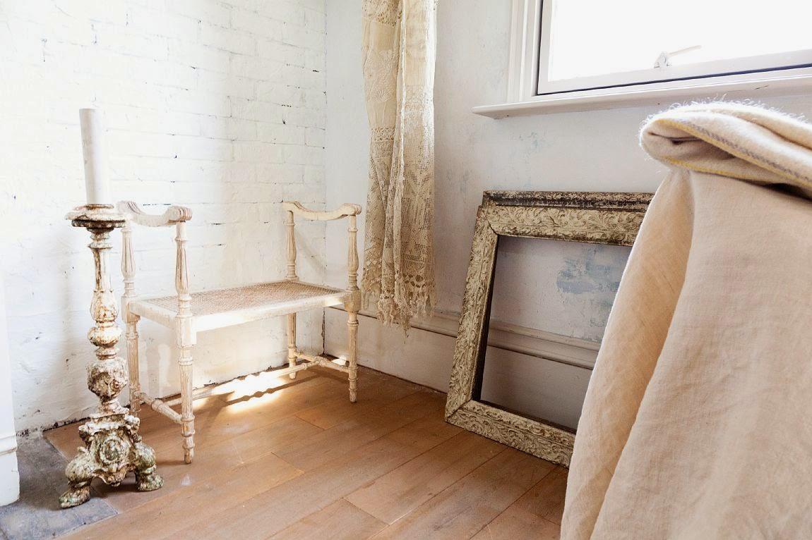 interior de casa vintage