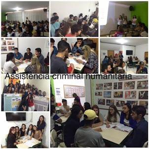 Assistência Criminal Humanitária. EJA. Presidente Bernardes