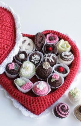 Crochet Patterns Free Food : Free Crochet Patterns: Free Crochet Food Patterns