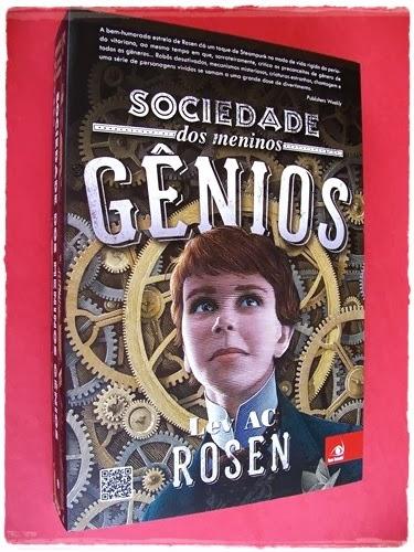 Sociedade dos meninos Gênios - Lev Ac Rosen