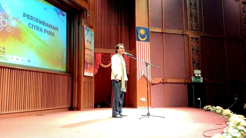 Azmeer, Program Apresiasi Puisi Melayu Tradisional