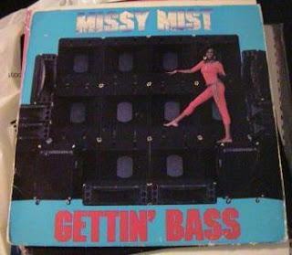 Missy Mist - Gettin' Bass (Vinyl, 12'' 1989)(Never Stop Productions)