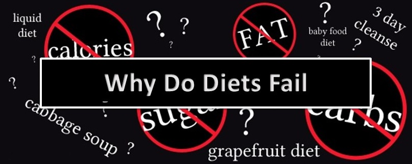 Why Do Diets Fail
