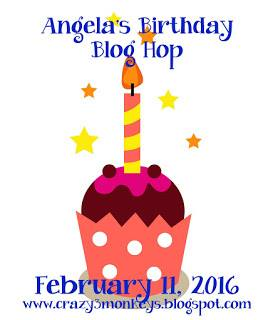 It's Angela's B-day!