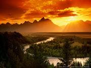 Imágenes de paisajes del atardecer. Publicado por anaid en 22:26