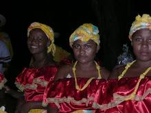 Jovens Dançam Siriri - Mata Cavalo (Dia da Consciência Negra 2010)