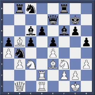 Échecs & Tactique : les Blancs jouent et gagnent en 3 coups - Niveau Moyen