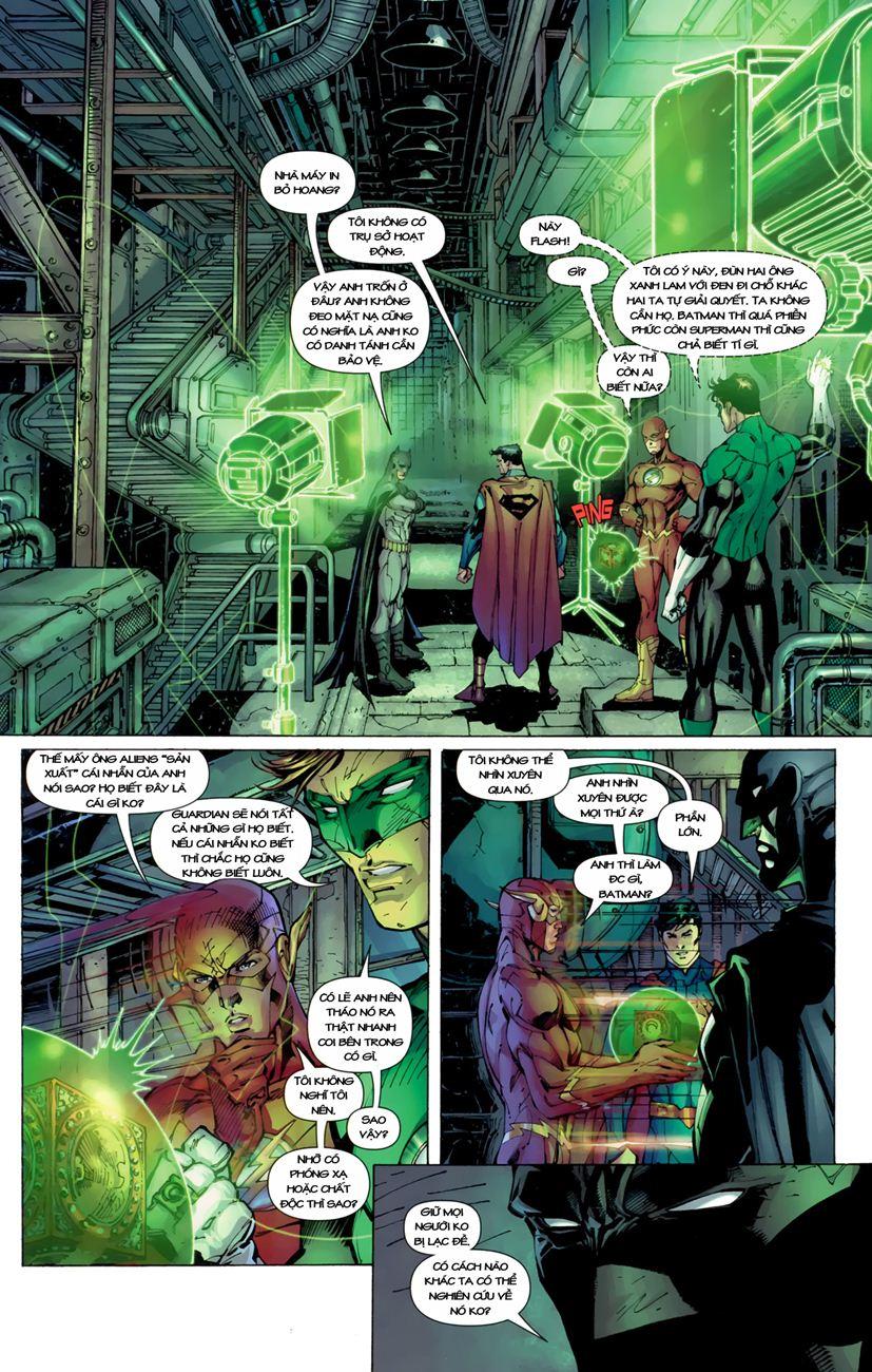 Justice League Chap 2 - Next Chap 3