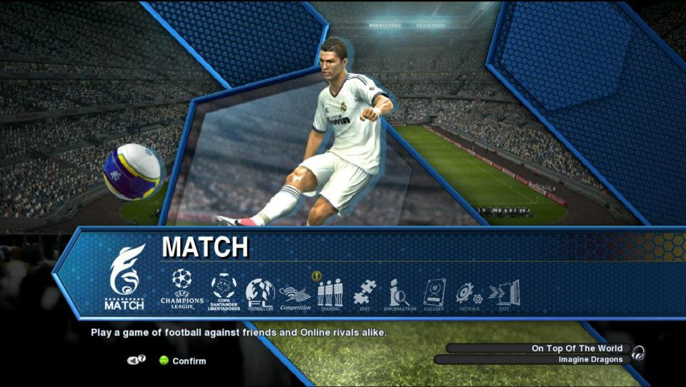 pes+2013+no1 Pro Evolution Soccer (PES) 2013 Reloaded Full Version