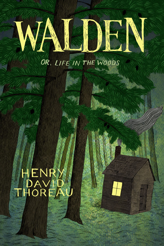 an analysis of paradoxes in walden by henry david thoreau This is an edited extract from john updike's introduction to a new edition of walden, by henry david thoreau, published by princeton university press topics.
