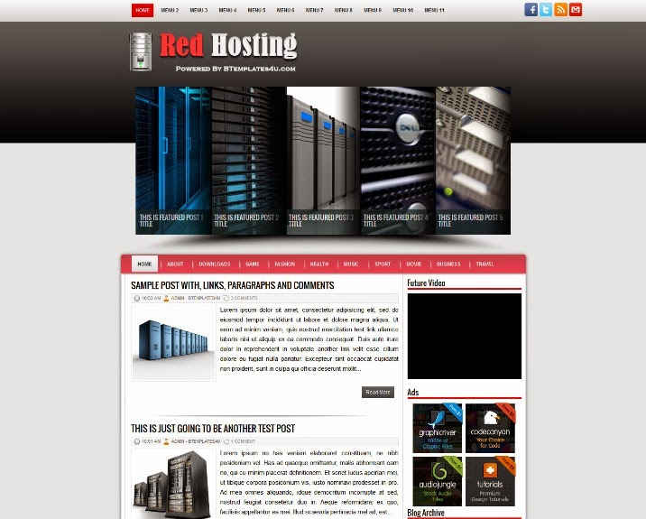 Red Hosting