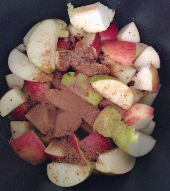 apple butter - ricette macrobiotiche