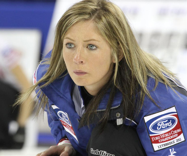 Skip Cottage Curling World Women Day 4 V Switzerland And Czech Republic