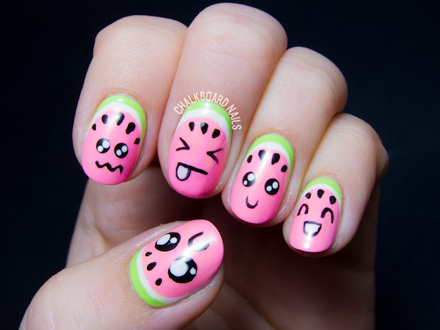kawaii watermelons