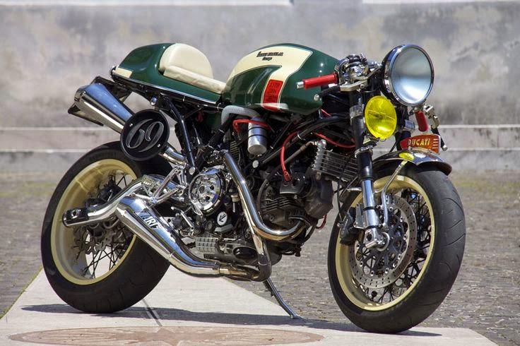 Modifikasi Ducati Sport Classic 1000