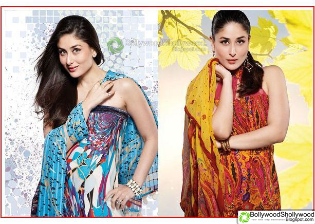 Kareena Kapoor in Pakistani Dress - Kareena Kapoor In Pakistani Dresses