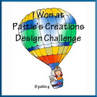 WINNER OVER AT PATTIE'S CREATIONS