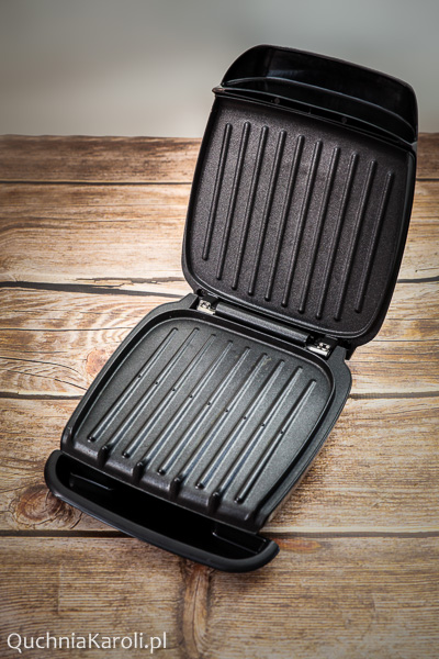 Recenzja Russell Hobbs Compact Grill