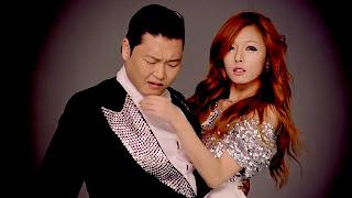 Free Download Lagu PSY Ft. Hyuna - Gangnam Style