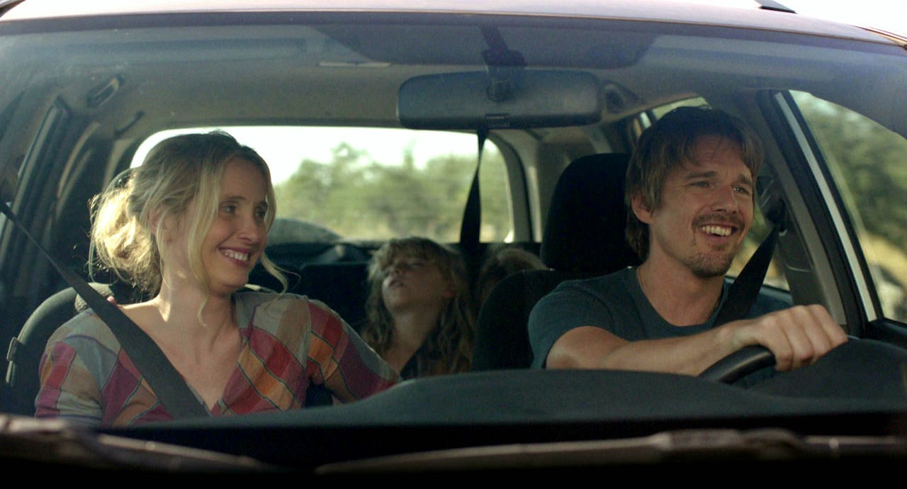before midnight-julie delpy-jennifer prior-charlotte prior-ethan hawke