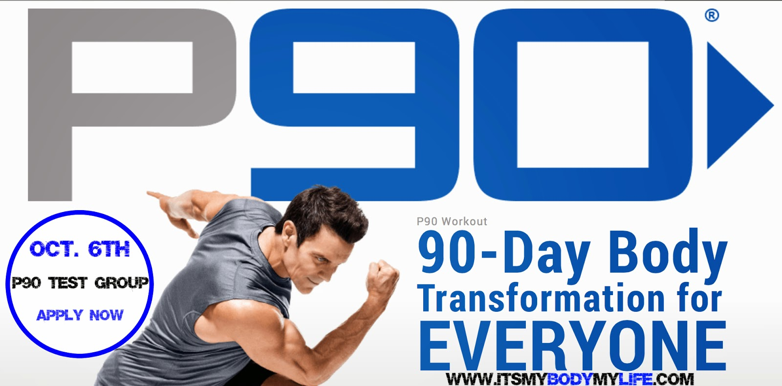 p90, p90 challenge group, p90 test group, p90 results, tony horton,