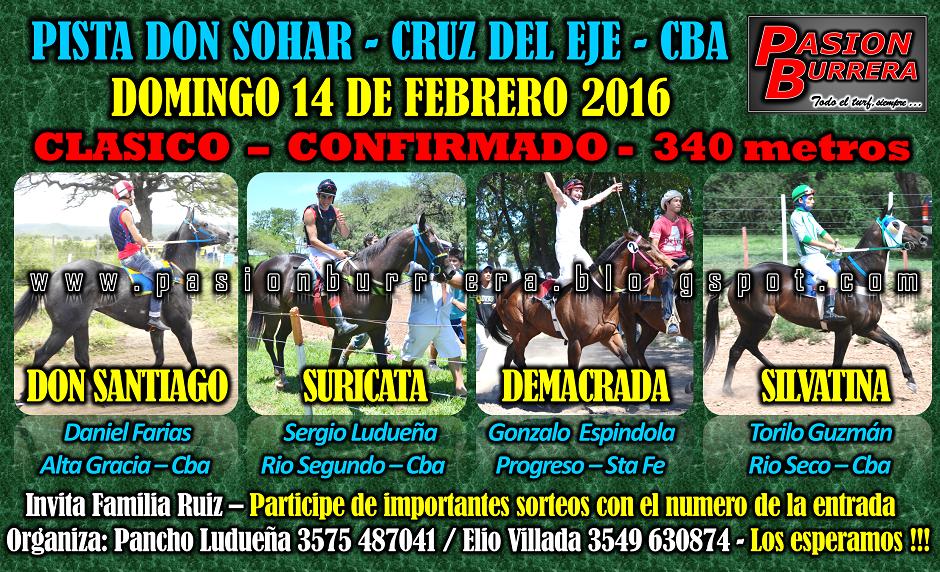 DON SOHAR 14 - 340