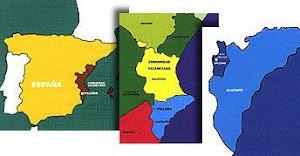 Situación geográfica de Villena