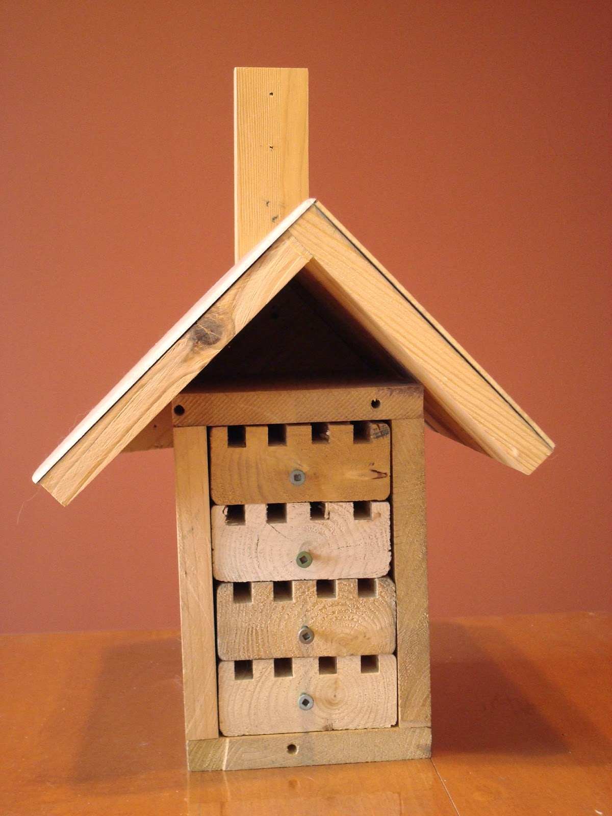 Les aiguilles au jardin la maison des abeilles ma onnes for Abeilles dans la maison