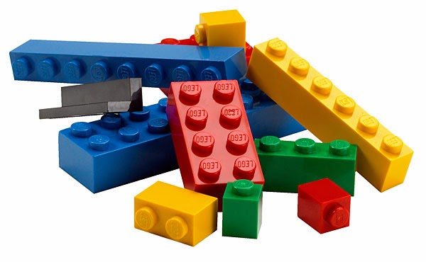 Kalbs & Yules: DIY Lego Table